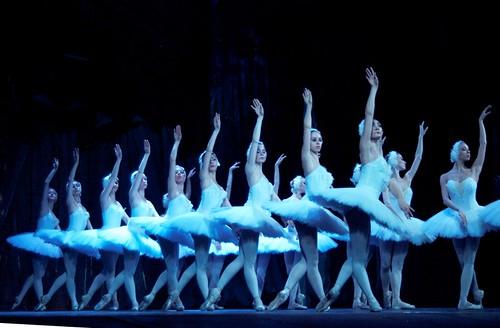 Approda in Sicilia la tradizione del balletto russo$