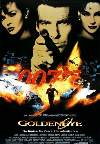 007 GoldenEye by Rogsil