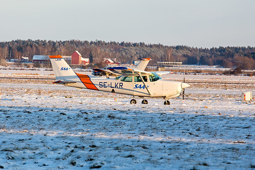 Cessna 172RG Cutlass RG II SE-LKR Scandinavian Aviation Academy