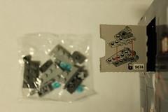LEGO Star Wars 2012 Advent Calendar - Day 4: Super Star Destroyer