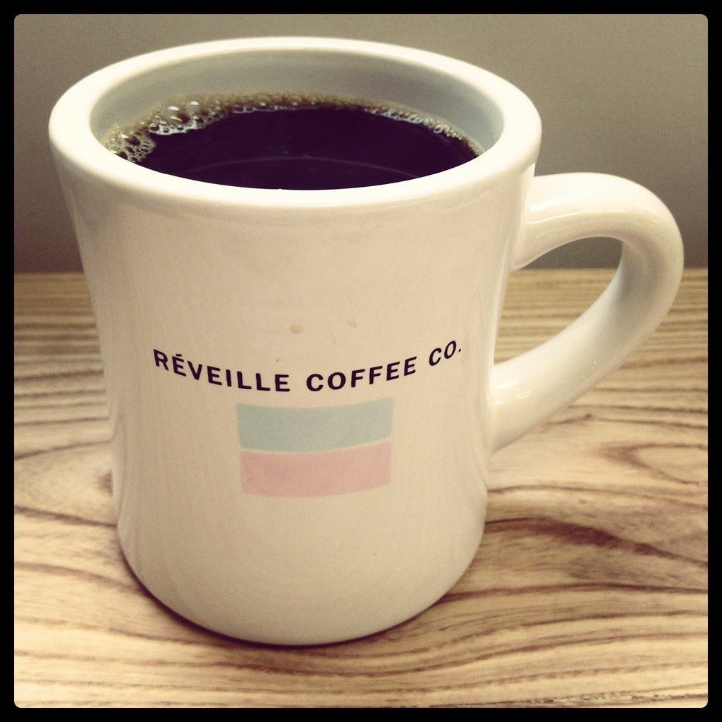 Reveille Coffee
