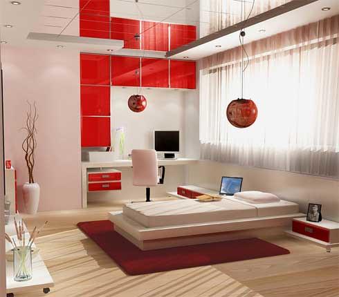 Decoraci n recamaras modernas arkigrafico - Habitaciones decoracion moderna ...