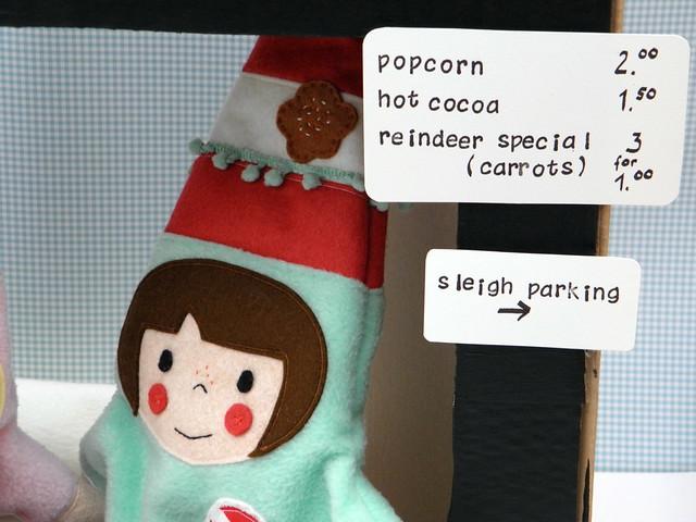 Elf Puppets!