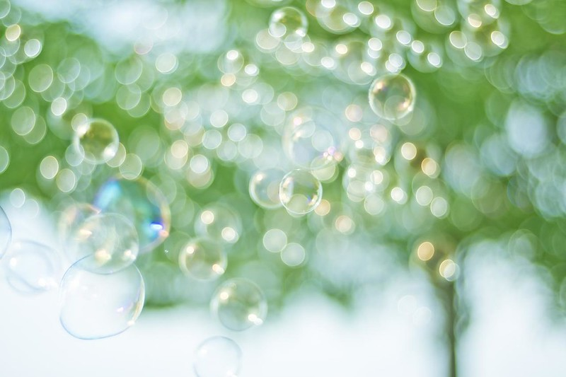 Soap bubble #15
