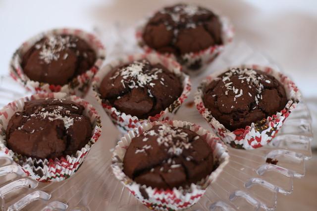 5. desember – Lavkarbo sjokolademuffins