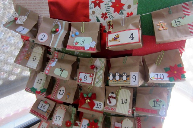 Workspace Wednesdsay: Advent Calendar