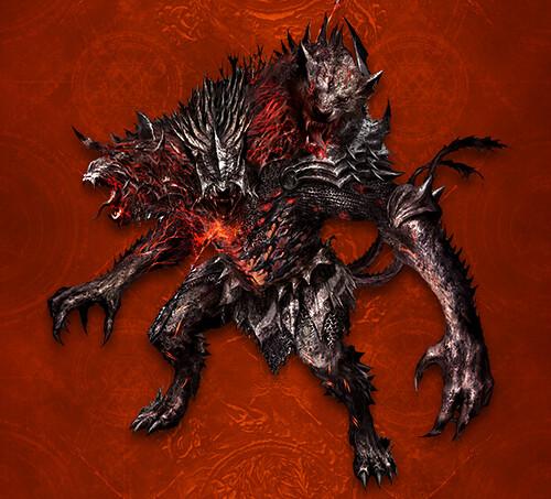 有家傳戶曉的地獄守門犬 クルベロス(刻耳柏洛斯)