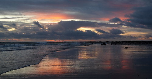 sunset beach galloway monreith