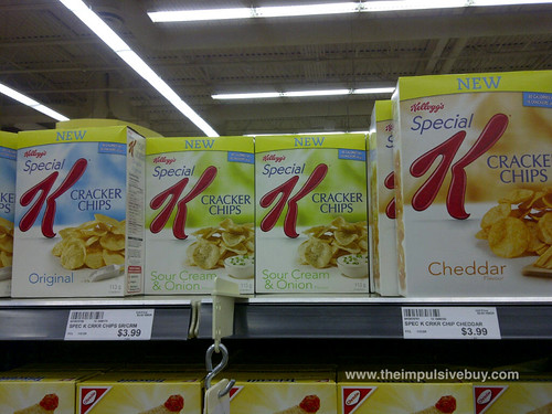 Special K Cracker Chips (Canada)