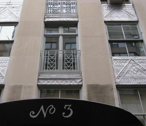 No. 3 - Entrance