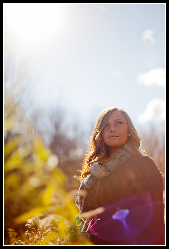 Rochester NY Senior Portrait Photography