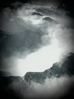 Still sky (Alps)