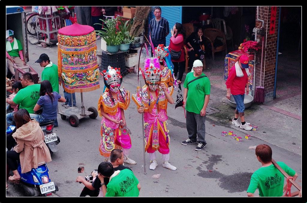 當PENTAX時尚K30  碰上 傳統3年一科迎王平安祭典