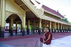 Mandalay, Royal Palace