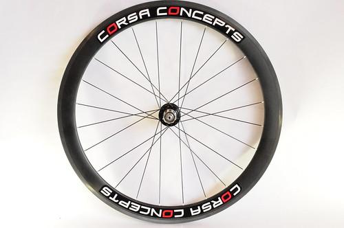 CorsaConcept × ChrisKing R45 24H Rear