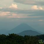 Volcano Views at Sunset - Lake Nicaragua