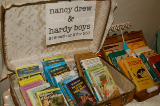 Nancy Drew & The Hardy Boys