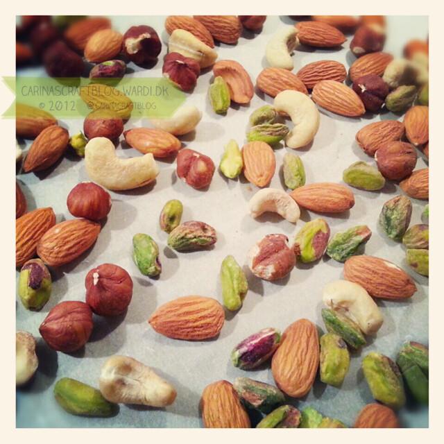 Nutty Florentines