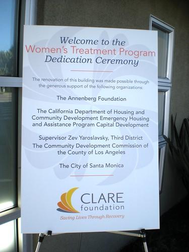 CLARE Foundation Santa Monica