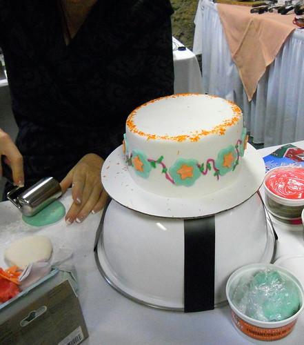 Cake Decorating with Duff Goldman