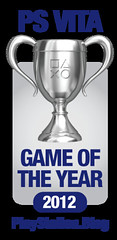 PS.Blog Game of the Year 2012 - PS Vita Silver