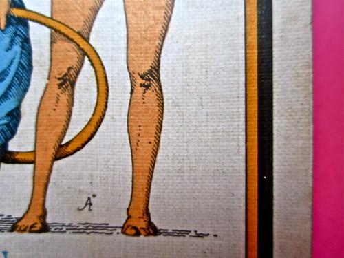 John Alcorn / Achille Campanile, Agosto, moglie mia non ti conosco, Rizzoli BUR 1974. Copertina (part.), 1