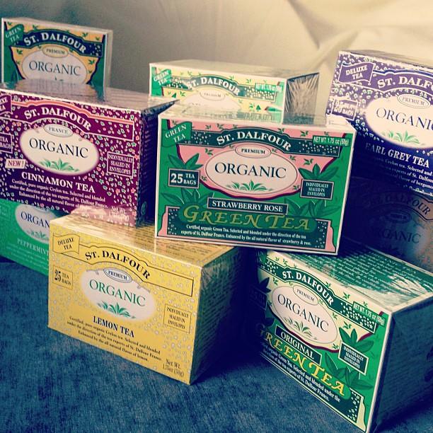 Любите ли вы чай так, как люблю его я?)