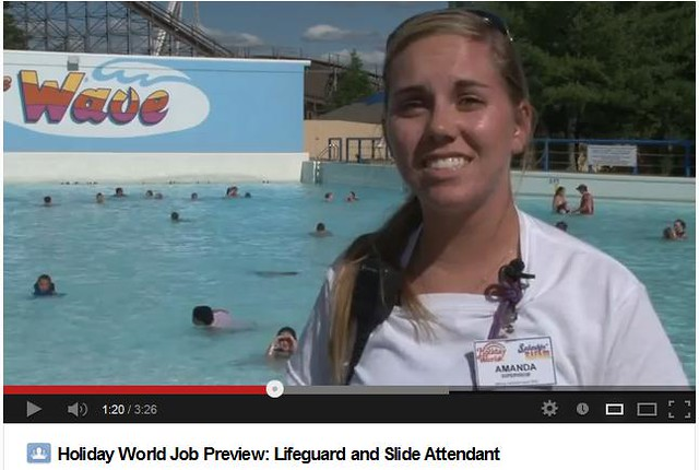 Lifeguard video job preview