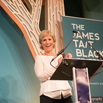 The James Tait Black Prizes - Sally Magnusson | Sally Magnusson hosts an exciting evening as the winner of the James Tait Black Book Prizes are revealed © Alan McCredie