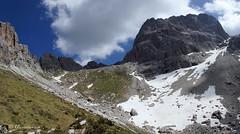 dal rifugio Flaiban al rifugio Pordenone (Trekking Dolomiti Friulane)