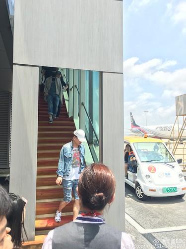 BIGBANG Arrival Nanning (24)