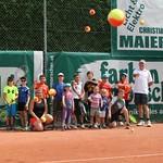 Tenniscamp 18.-22.07.2016