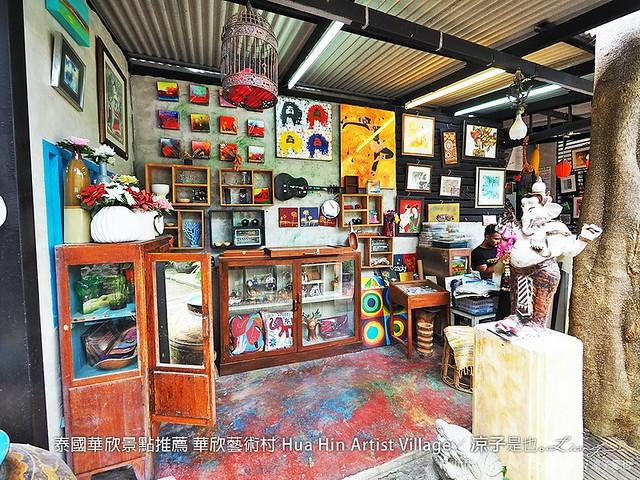 泰國華欣景點推薦 華欣藝術村 Hua Hin Artist Village 70