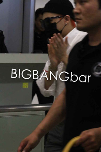 Big Bang - Shanghai Airport - 19jun2015 - BIGBANGbar - 07