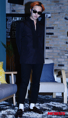 G-Dragon - Airbnb x G-Dragon - 20aug2015 - Newsis - 05
