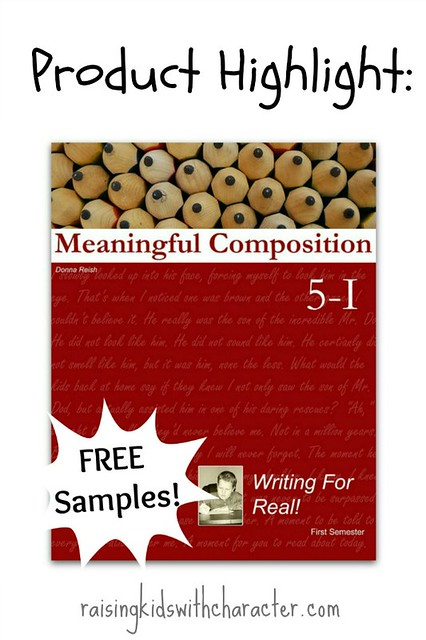 Product Highlight: MC 5-I Writing for Real