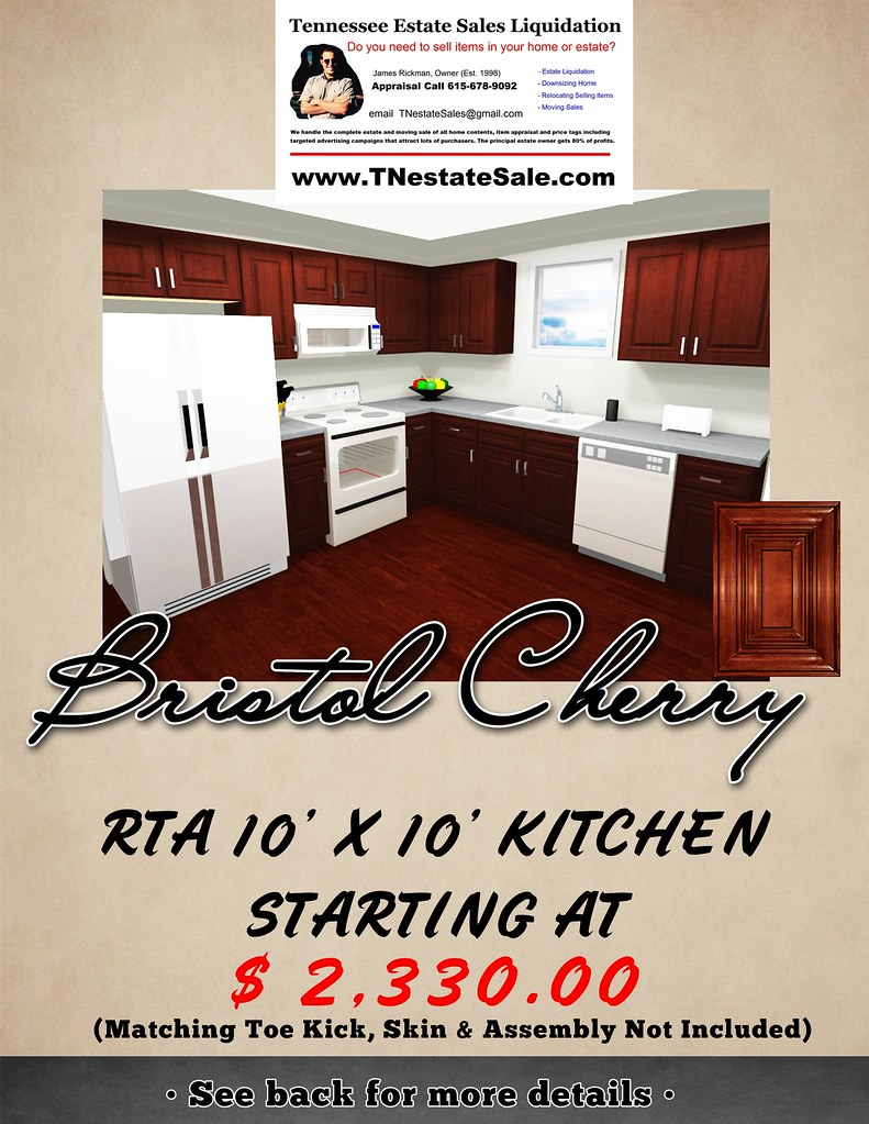 Nashville Liquidation sale kitchen cabinet (50 qty) sets r ...