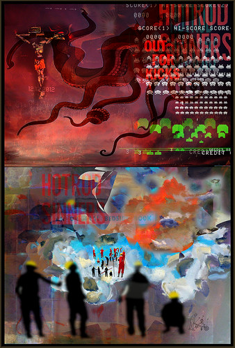 12.12.2012 (Mayan calendar) by Stephen R Mingle
