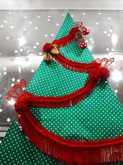 Arbol  Navidad  oleeeé *  Peinetas y  traje de farolais ♫