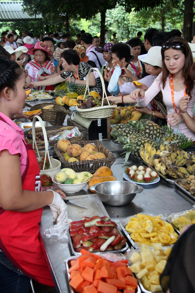 Fruit Buffet (Thailand)