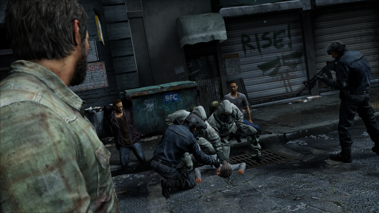 The Last of Us Screenshot 0