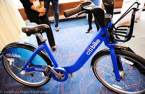 Bike share bike