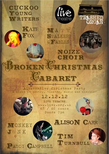 Broken Christmas Cabaret