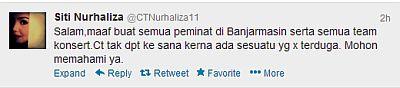 twitter datuk siti nurhaliza