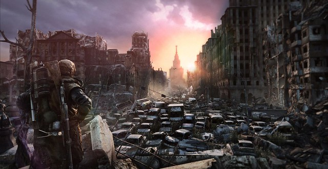 Metro: Last Light for PS3