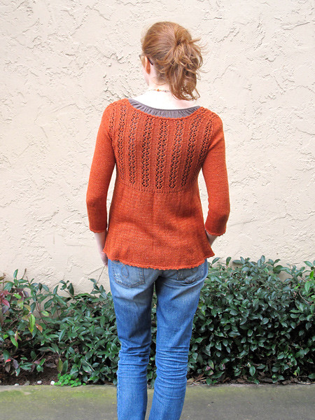 Laar Lace Sweater