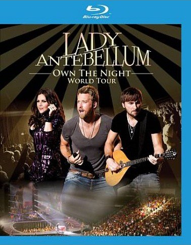 lady Antebellum world tour
