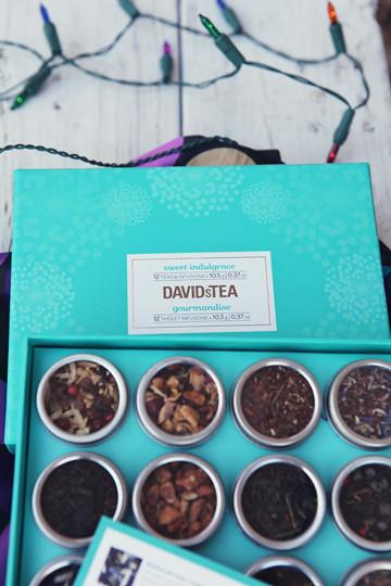 David's Tea W