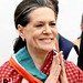 Sonia Gandhi at Kalol, Gujarat 16