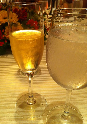 Aperitif: Champagne Nicolas Feuillatte Brut Reserve